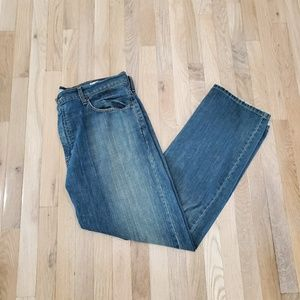 Levi's 505 Regular fit men's jeans. Size W40, L 32